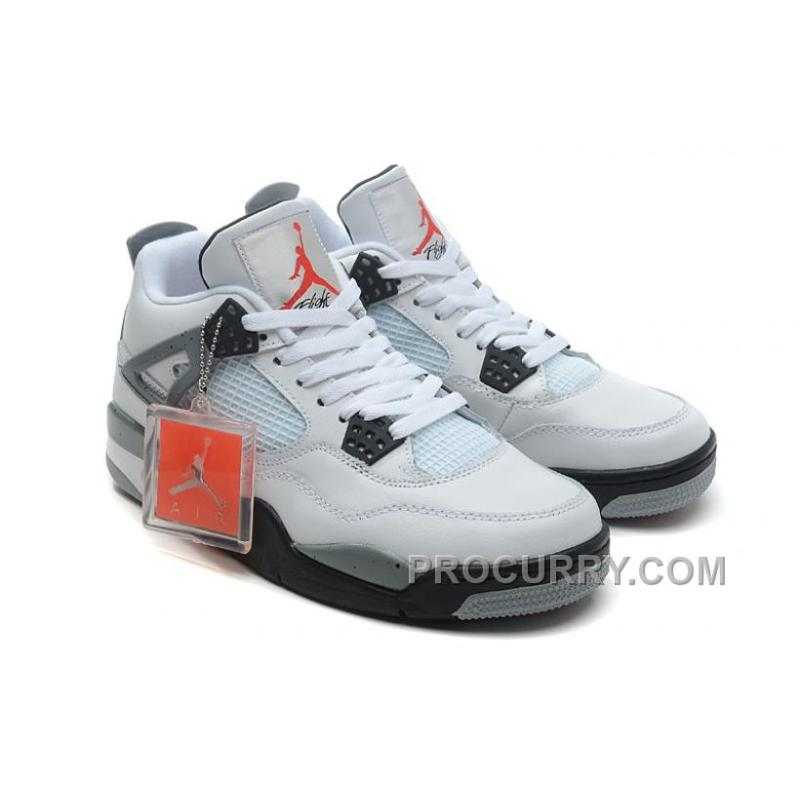 Air Jordan  Iii Retro Cement Mens Shoes White Grey