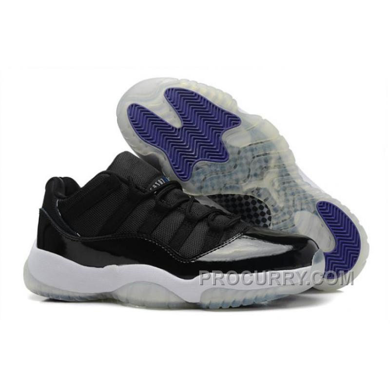 air jordan 11 low space jam