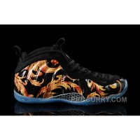"Nike Air Foamposite One ""Black Supreme"" Online Cheap For Sale Authentic"