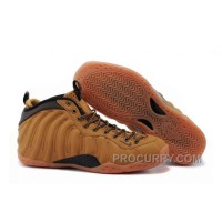 "Buy Cheap Nike Air Foamposite One ""Wheat"" Haystack/Track Brown Hot Sale"