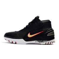 Nike Air Zoom Generation Black/Varsity Crimson-White AJ4204-001 New Year Deals