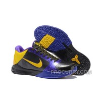 "Nike Zoom Kobe 5 ""Away"" Cheap To Buy"