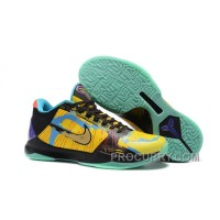 "Nike Zoom Kobe 5 ""Prelude"" Authentic"