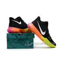 Discount Nike Kyrie 3 Womens Mens Shoes Colourful