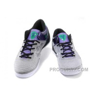 Nike Kobe 8 System Ss Mens White Black Purple