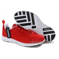 SUPRA Owen Mens Running University Red White