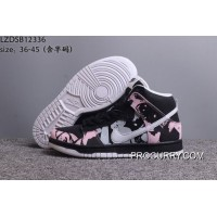 Women Nike Dunk SB High Sneakers SKU:47198-214 Tax Free